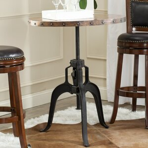 Fox Nesta Crank Table by Safavieh