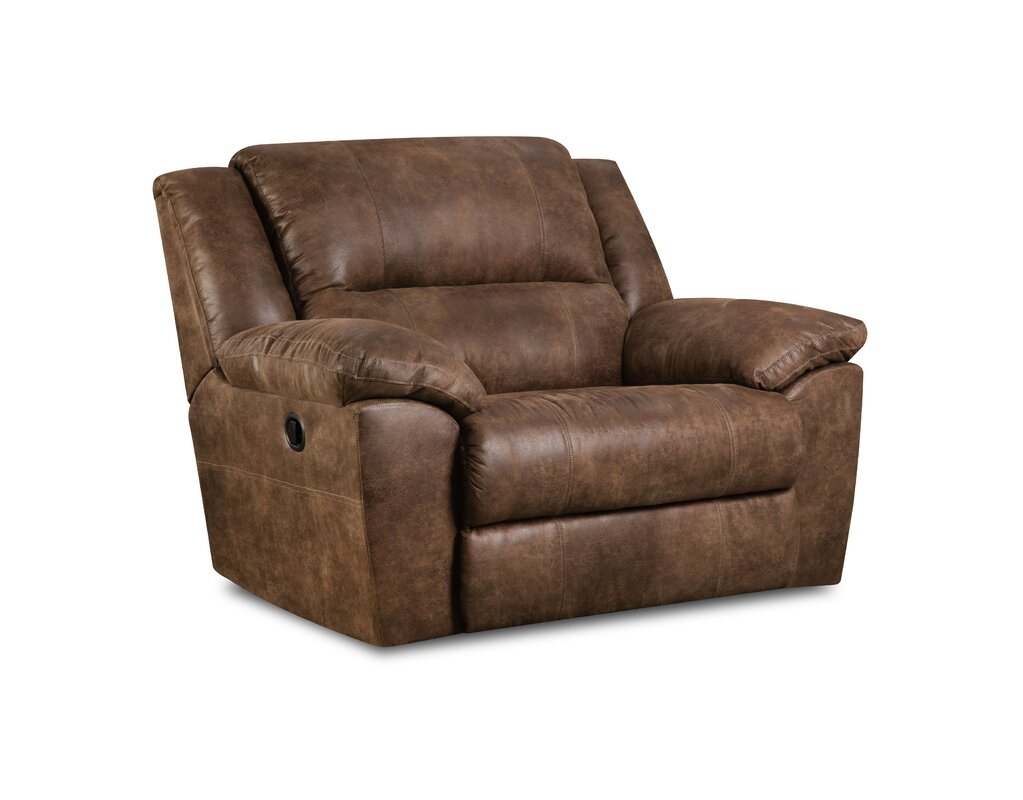 Superior Umberger Cuddlier Recliner By Simmons Upholstery