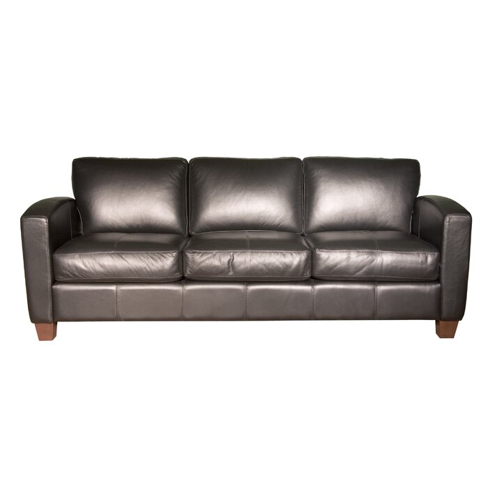 Mercer Leather Sofa
