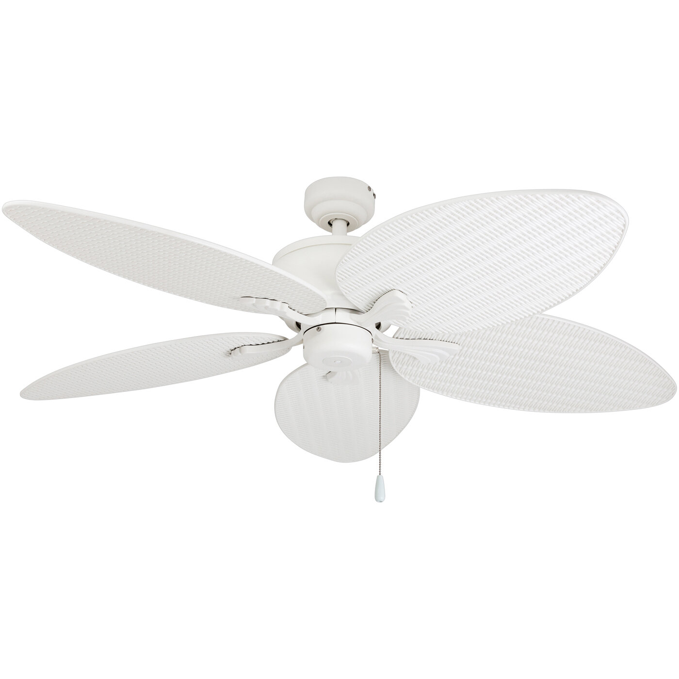 """Bay Isle Home 52"""" Alexander Outdoor 5 Blade Outdoor LED Ceiling"""