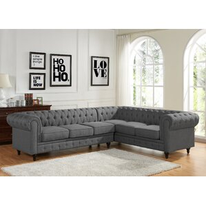 Scroll Sectional by Contai..