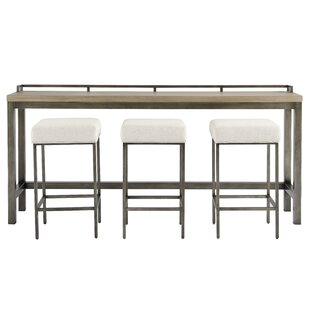 Beau Susan Console Table And Stool Set