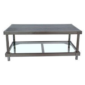Minimalist Coffee Table by Teton Home