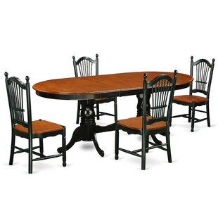 Pilcher 5 Piece Dining Set