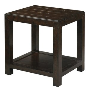Bourbon End Table by Reual James