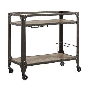 Modern Serving Carts + Bar Carts | AllModern on
