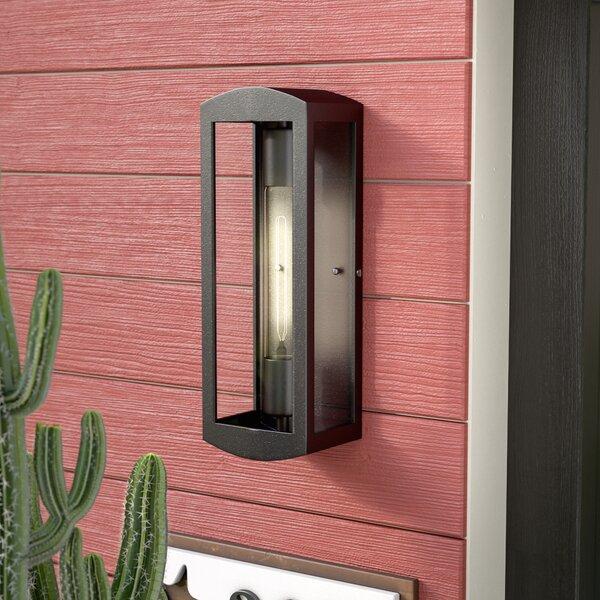 Trent Austin Design Sanders 1 Light Outdoor Flush Mount