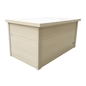 Chests deck boxes patio storage you 39 ll love for How much does composite decking weigh