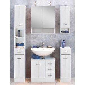 Held Möbel 4-tlg. Badezimmer-Set