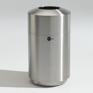 cleanline receptacle trash can