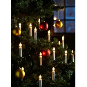 Julgransbelysning 25 Light String Lighting