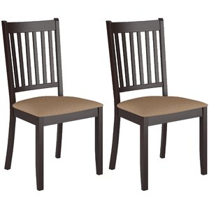 Side Chair (Set of 2) (Set of 2) by Latitude Run