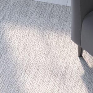 Lefferts Gray Indoor/Outdoor Area Rug