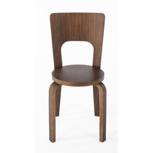 The Canute Solid Wood Dining Chair by dCOR design