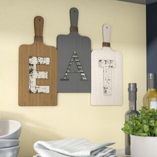 Rustic Country Kitchen Decor rustic farmhouse kitchen decor | wayfair