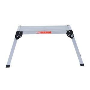 Step Up Hop Up 0.5m Aluminium Step Ladder