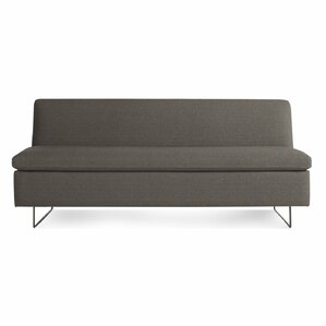 Bonnie & Clyde Armless Loveseat by Blu Dot
