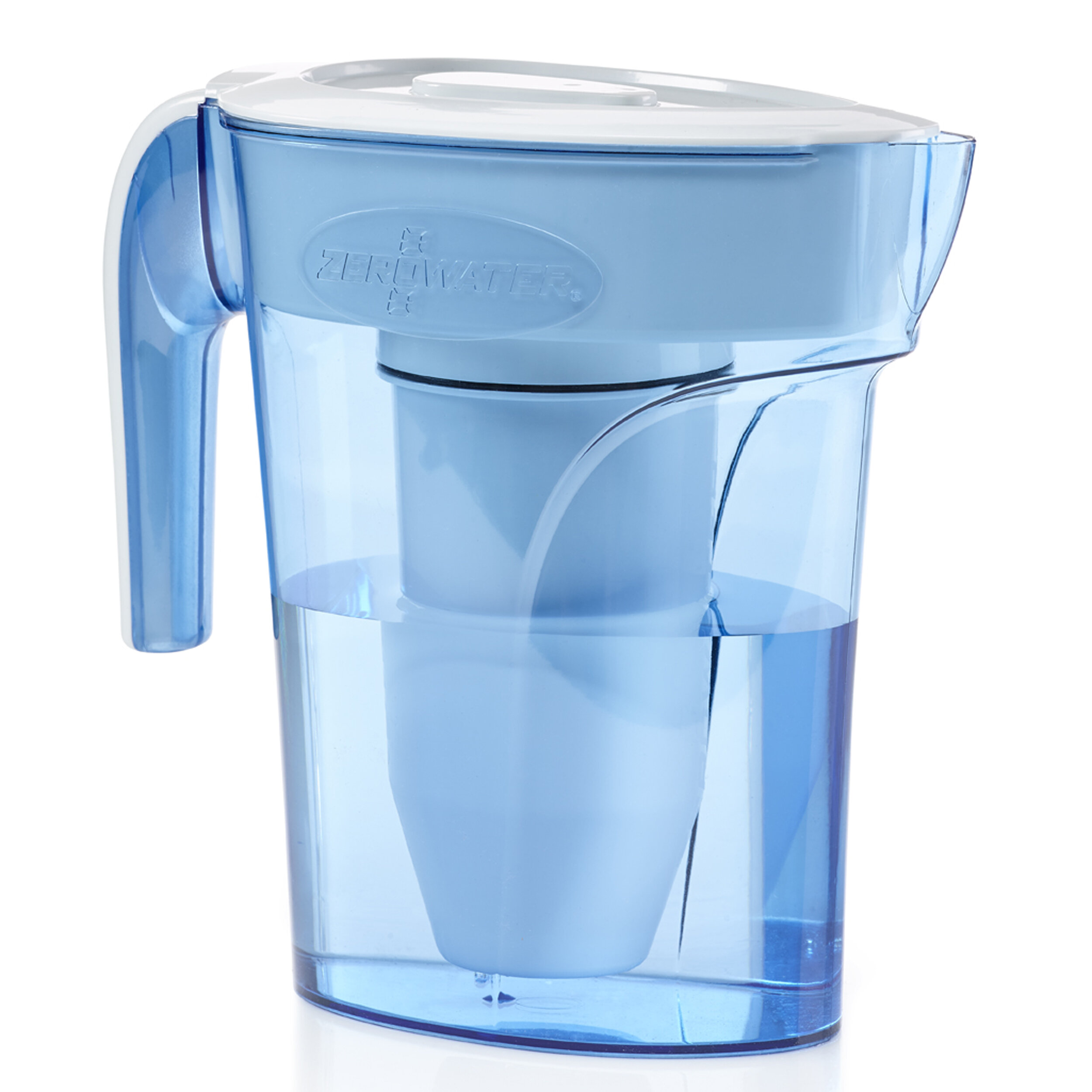 ZeroWater 6-Cup Water filtration pitcher & Reviews | Wayfair