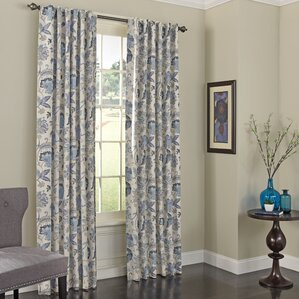 Jessamy Single Blackout Curtain Panel
