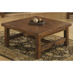 Lyons Rustic Coffee Table ..