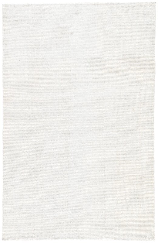 JaipurLiving Orleanna Flat Woven White Indoor/ Outdoor Area Rug ...