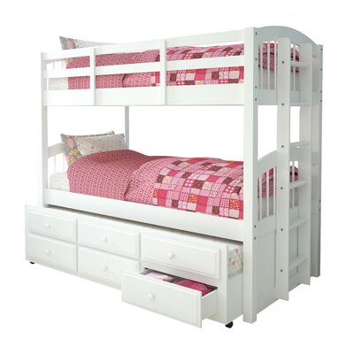3 Person Bunk Beds Wayfair