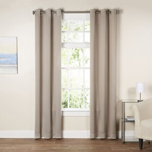 Gray And Silver Yellow Gold Curtains Drapes Youll Love