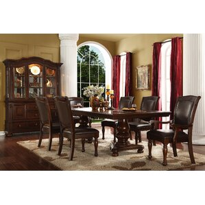 Efraim Upholstered Dining Chair (Set of 4..