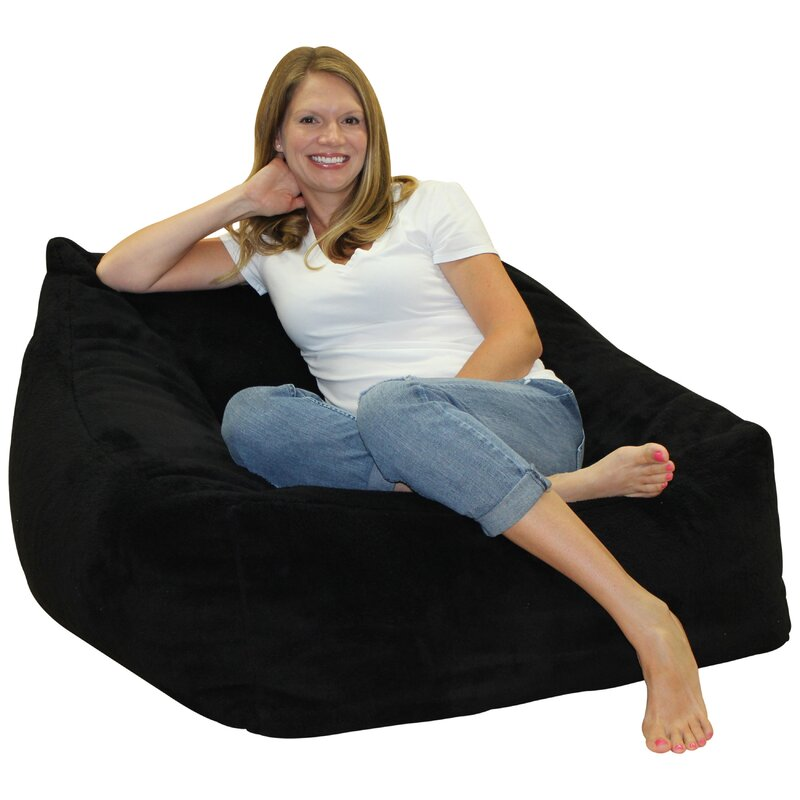 Soft Foam Bean Bag Chair