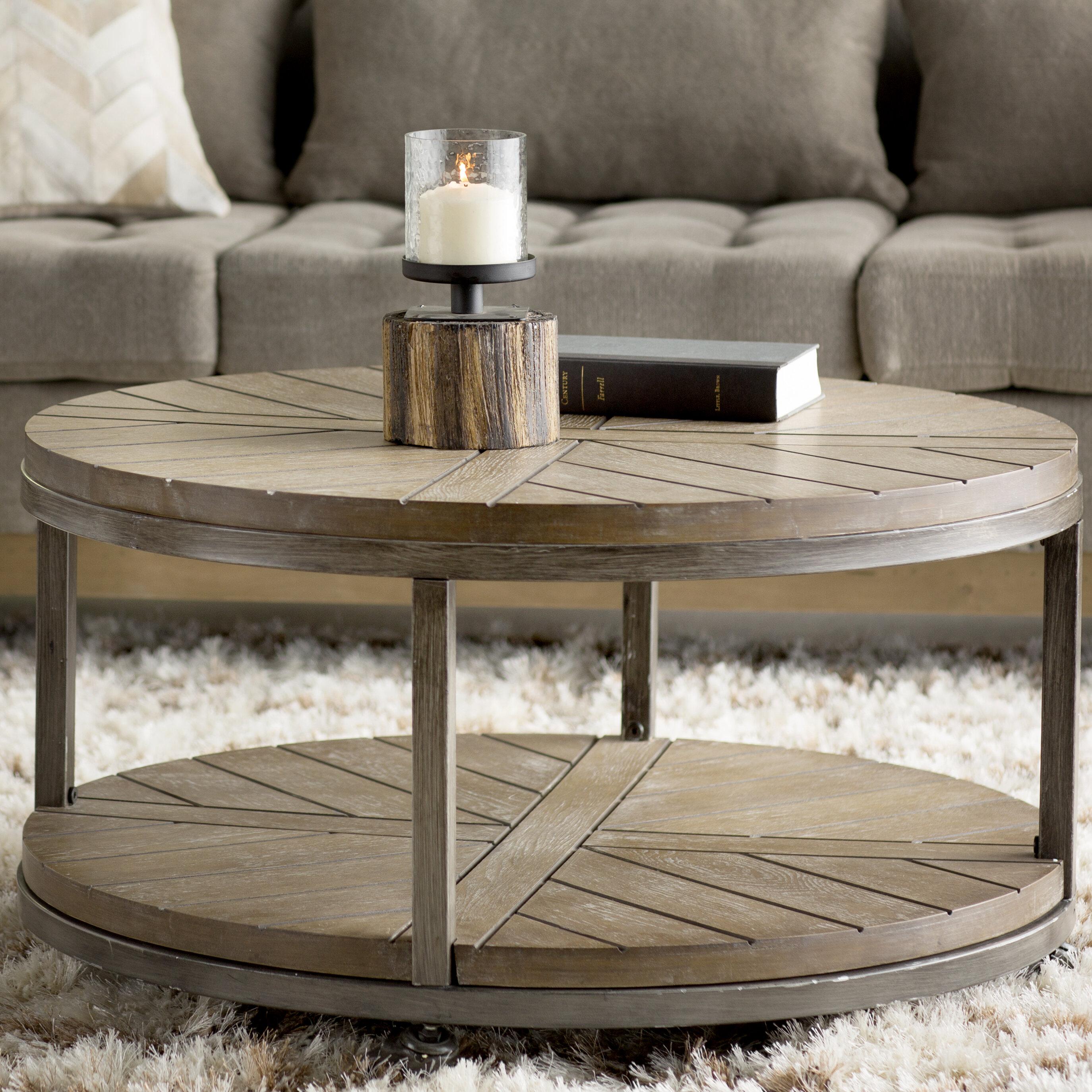 Trent Austin Design Drossett Coffee Table & Reviews | Wayfair