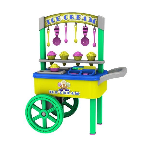 American Plastic Toys My Very Own Deluxe Ice Cream Cart