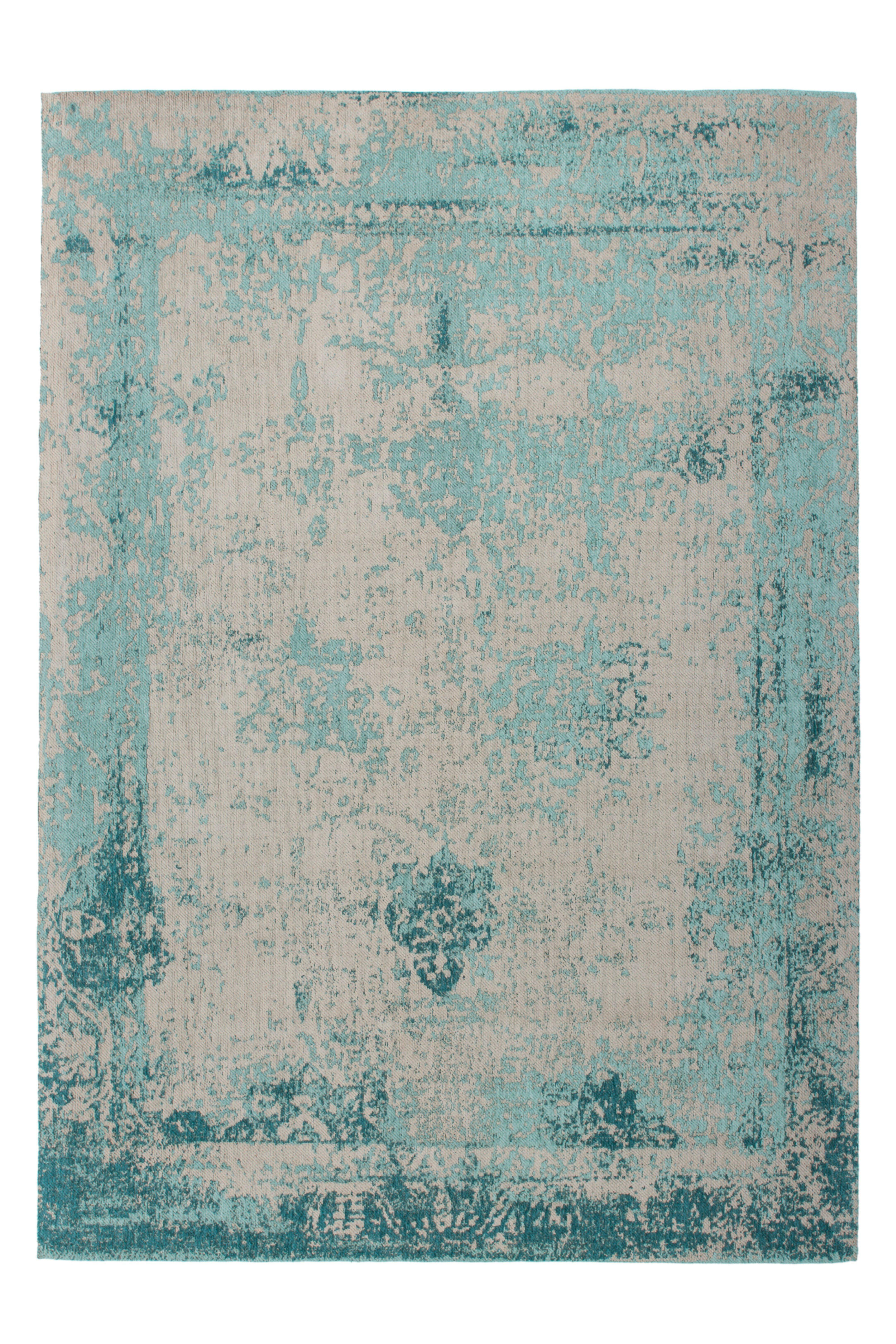 Ethel Handwoven Turquoise Rug