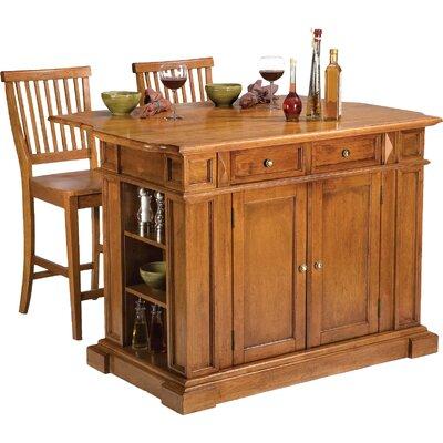 Mattice  Piece Kitchen Island Set By Darby Home Co