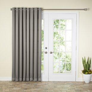 Gray And Plum Curtains | Wayfair