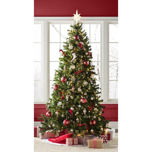 Artificial Christmas Tree Warehouse: Beachcrest Home Green Spruce Artificial Christmas Tree