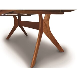 Audrey Extendable Solid Wood Dining Table