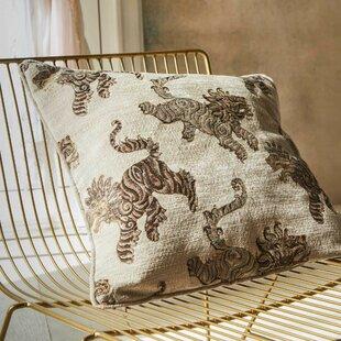 Greek Key Cushion Wayfaircouk