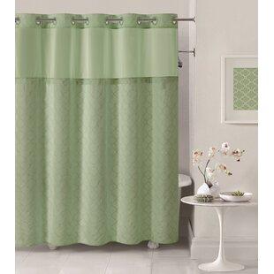 Mosaic Single Shower Curtain