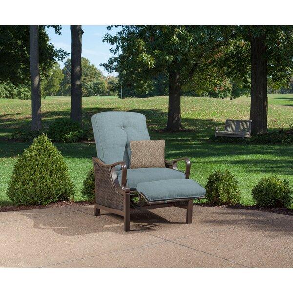 sc 1 st  Birch Lane & Sherwood Luxury Recliner Chair with Cushions u0026 Reviews   Birch Lane islam-shia.org