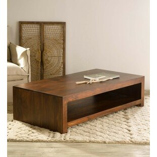 Attrayant Brentford Sheesham Wood Coffee Table