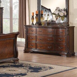 Martone 9 Drawer Standard Dresser by Wildon Home ?