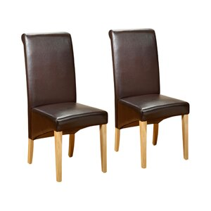 Roanoke Easy Upholstered Dining Chair (Set of 2)