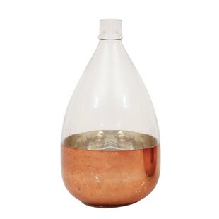 Round Gl Vase | Wayfair on