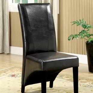Mariyah Wendelschafer Upholstered Dining Chair (Set of 2)