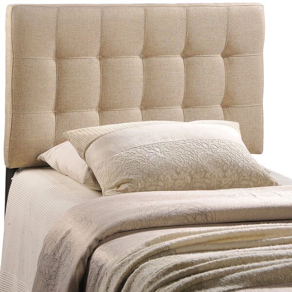 zipcode design francis upholstered panel headboard reviews wayfair - Headbored