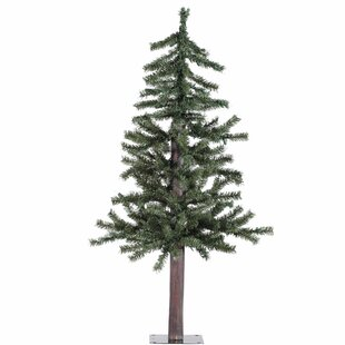 36 green natural pine trees artificial christmas tree - Outdoor Artificial Christmas Tree