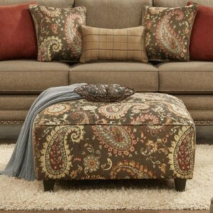 Perth Ottoman by Darby Home Co