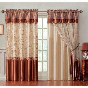 Steele Room Darkening  Rod Pocket Single Curtain Panel