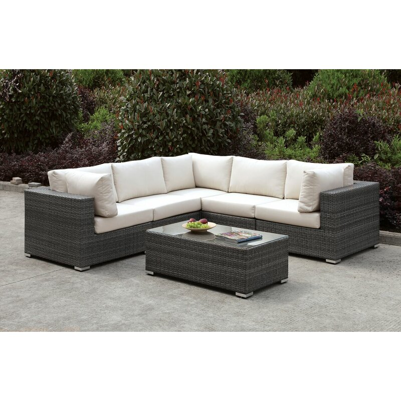 Peters 7 Piece Sectional Collection | Joss & Main