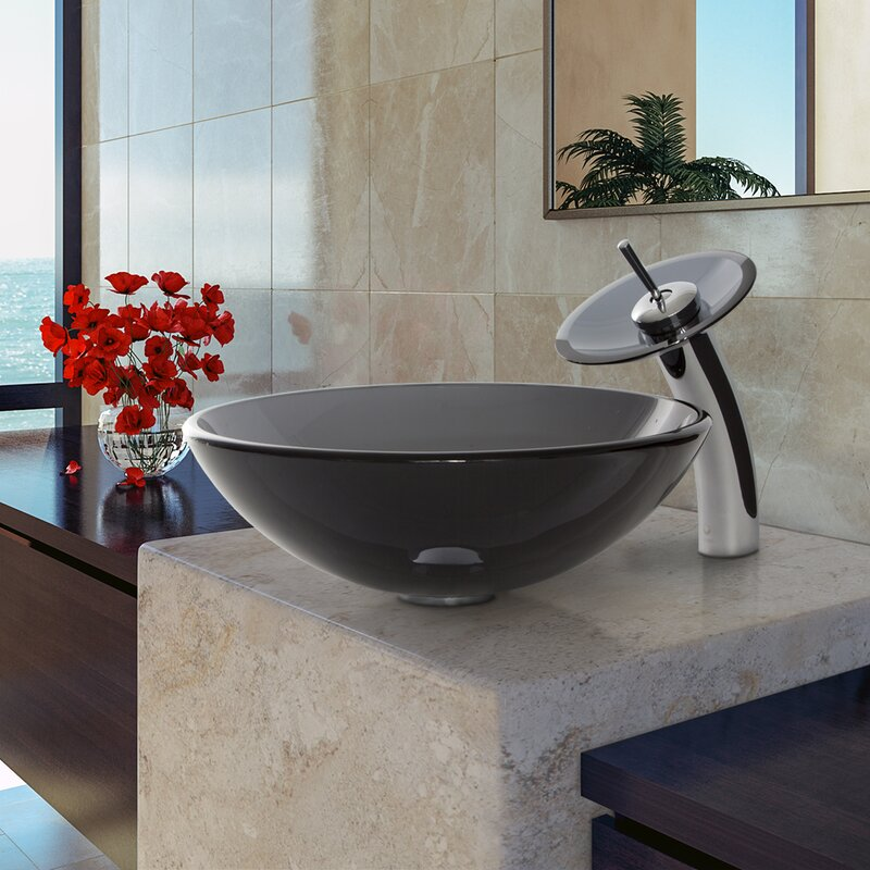 Bathroom Sinks Vessel Commercial Bathroom Sinks Part VGT035CHRND